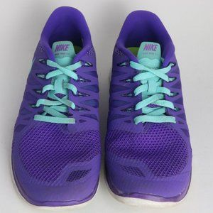 NIKE FREE 5.0 Women's Athletic Running Shoes Sz 10